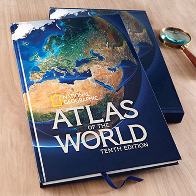National Geographic - Atlas of the World 10th Edition