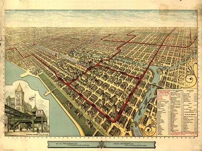 Historical Maps of Illinois