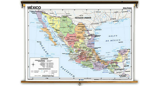 Spanish Language Maps