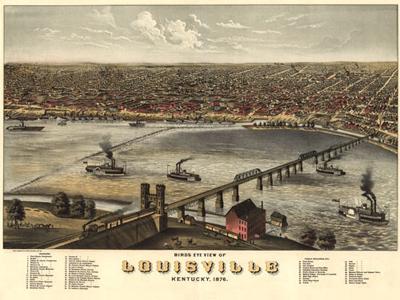 Historical Maps of Kentucky