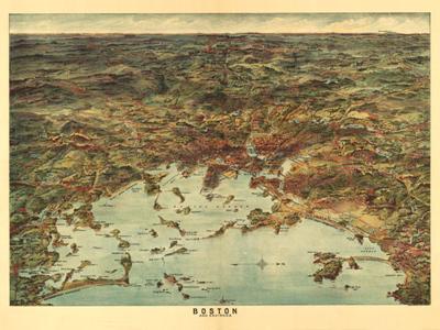 Historical Maps of Massachusetts