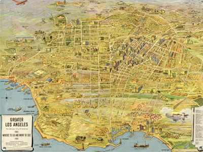 Historical Maps of California