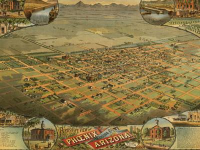 Historical Maps of Arizona