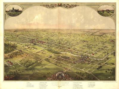 Historical Maps of Michigan
