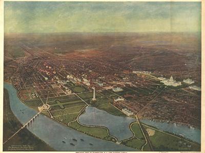 Historical Maps of Washington, DC
