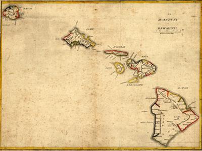 Historical Maps of Hawaii