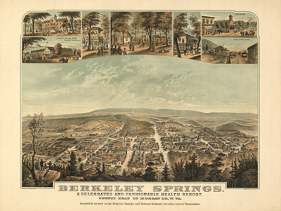 Historical Maps of West Virginia