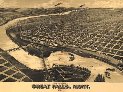 Historical Maps of Montana