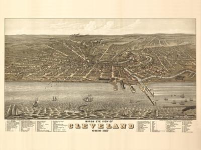 Historical Maps of Ohio