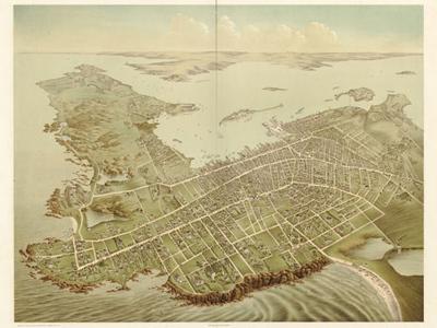 Historical Maps of Rhode Island