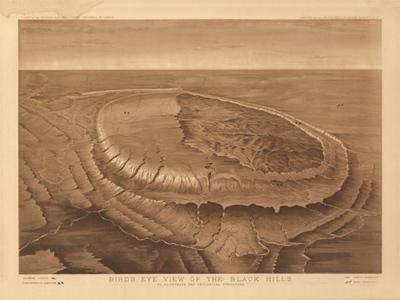 Historical Maps of South Dakota