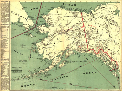 Historical Maps of Alaska