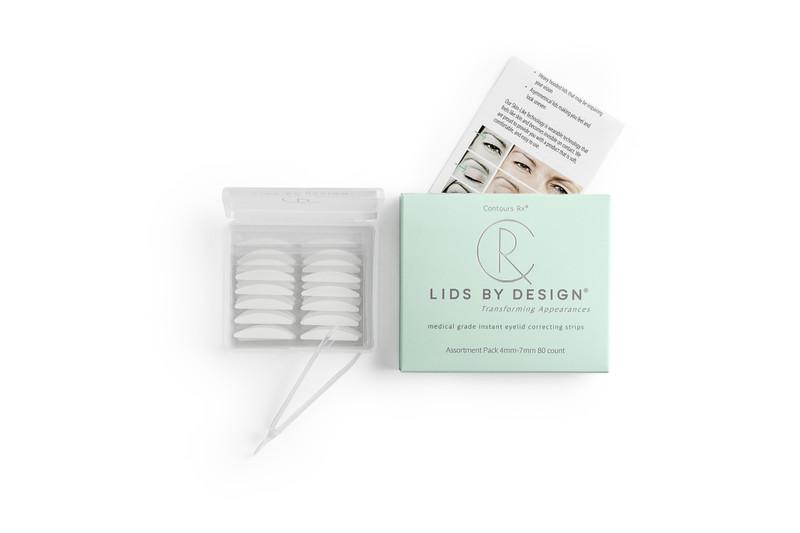 LIDS BY DESIGN Assortment Pack