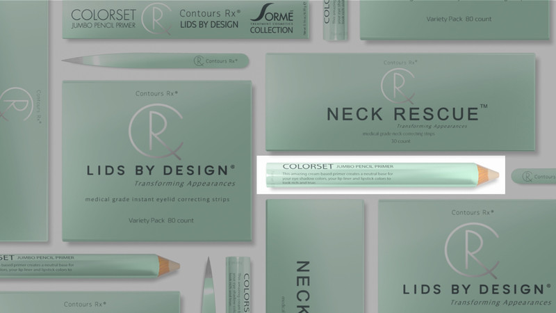 The Hidden Gem of Contours Rx: The COLORSET Pencil Primer