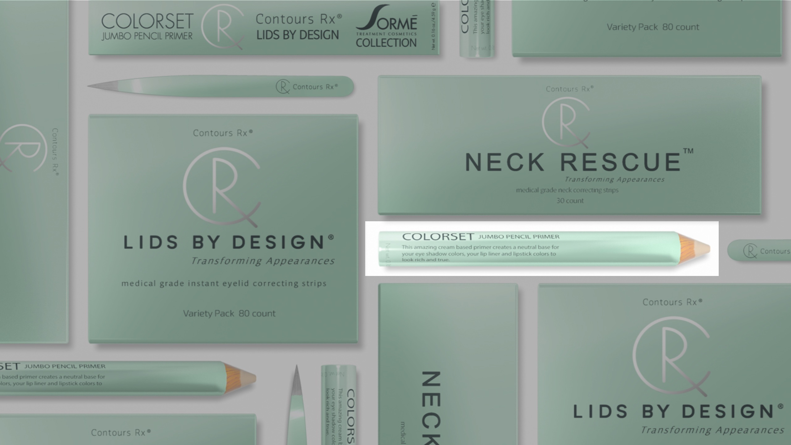 The Hidden Gem Of Contours Rx The Colorset Pencil Primer Contours Rx