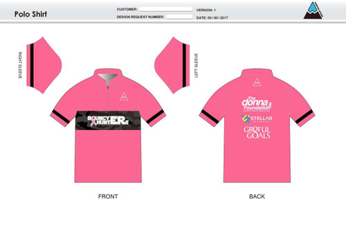 Gr8ful Goals Polo Shirt