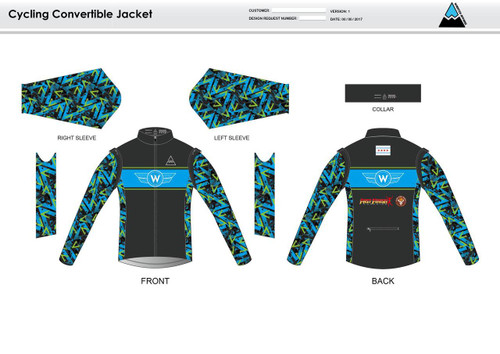 Flying W Convertible Jacket