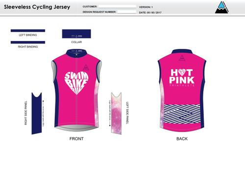HPT Sleeveless Cycling Jersey