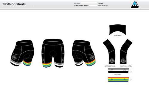 RISE Men's Tri Shorts
