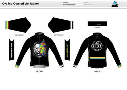 RISE Convertible Jacket