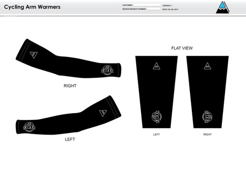 RISE Cycling Arm Sleeves