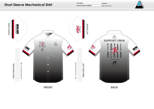 Carr Adult Mechanic Shirt - Unisex Sizing