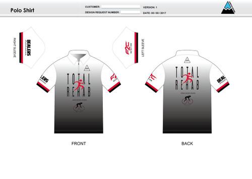 Carr Adult Polo Shirt