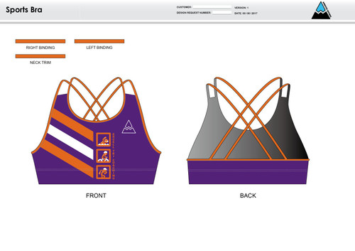 Excell Sports Bra