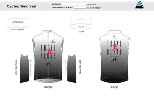 Carr Cycling Wind Vest