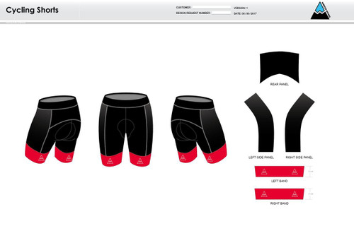 Carr Cycling Shorts