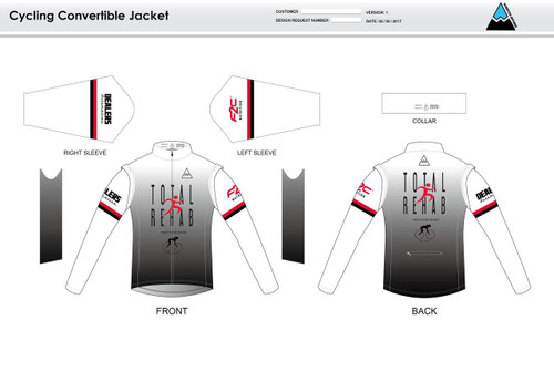 Carr Convertible Jacket