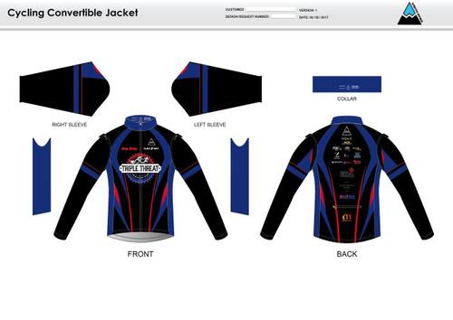 Triple Threat Convertible Jacket