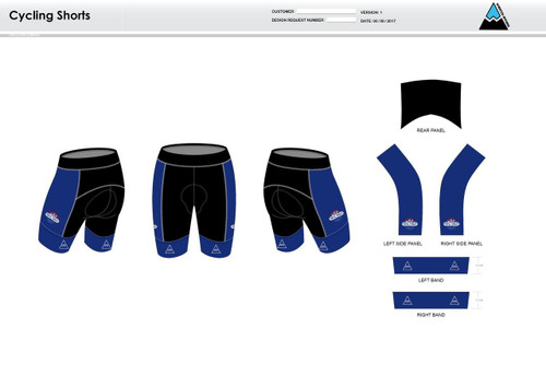 Triple Threat Cycling Shorts