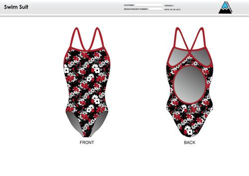 Cajun Mile Women's One Piece Swimsuit