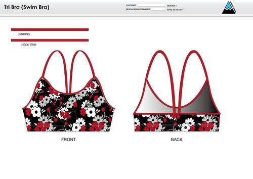 Cajun Mile Women's Two Piece Swimsuit