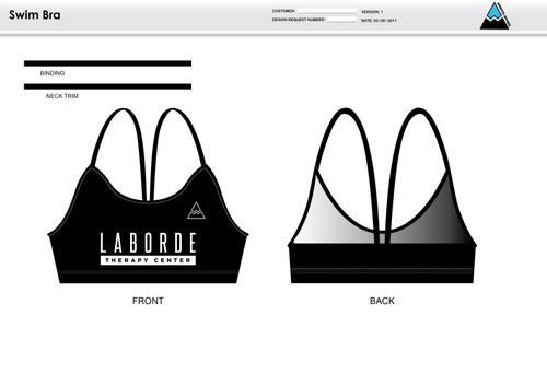 Laborde Women's Two Piece Swimsuit