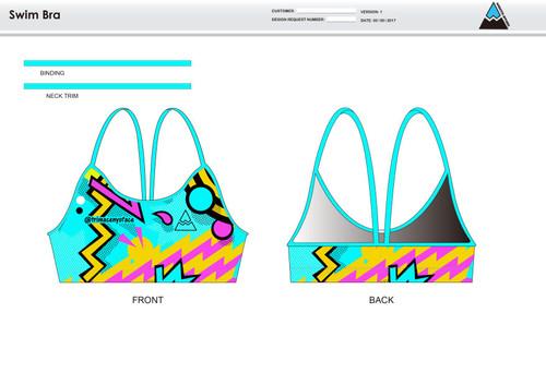 Macey Women's Two Piece Swimsuit