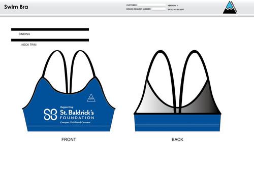 SBF Women's Two Piece Swimsuit