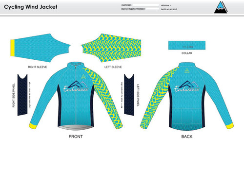 NLE Wind Jacket