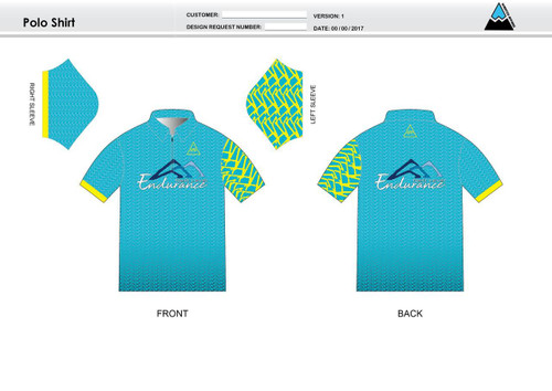 NLE Youth Polo Shirt