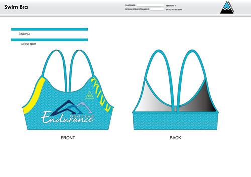 NLE Women's Two Piece Swimsuit