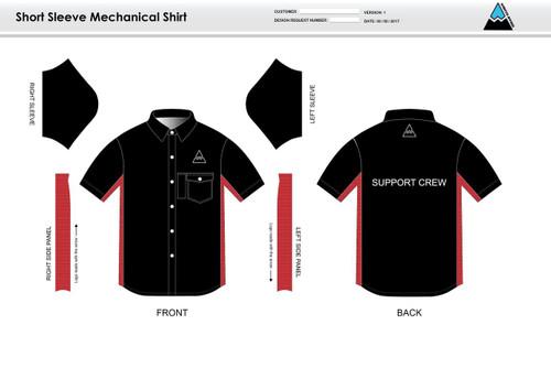 Orgill Adult Mechanic Shirt - UNISEX Sizing