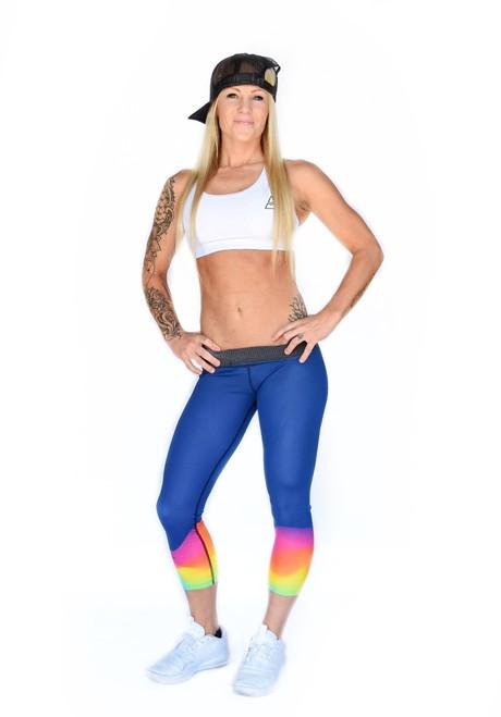 Blaze Women's 3/4 Fitness Tights