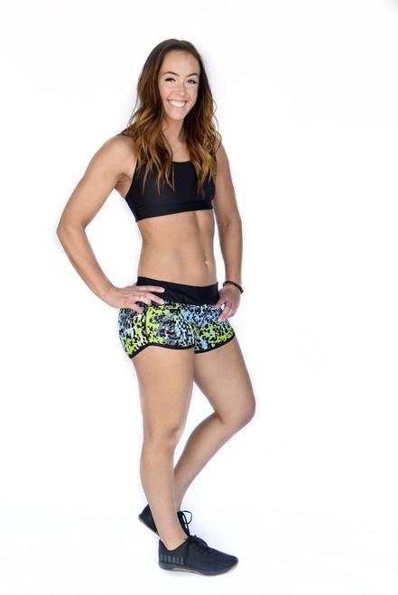 Tropic Breeze Women's Flash Running Shorts