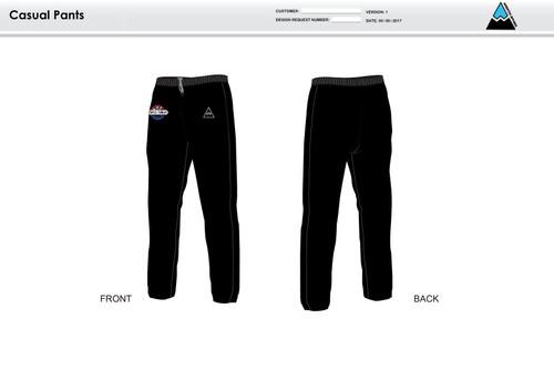 Triple Threat Warm Up Pants