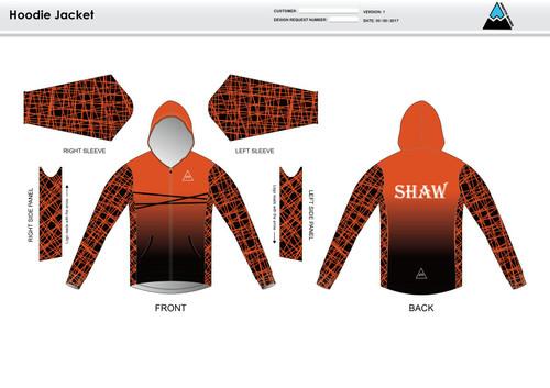 Shaw Casual Hoodie Jacket
