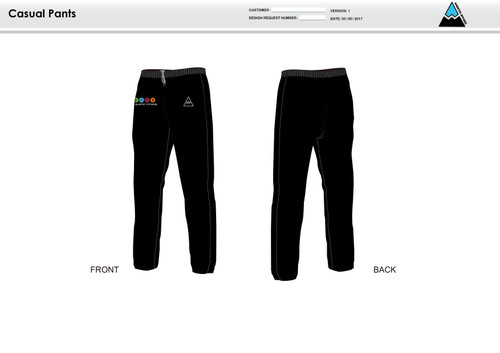 Realistic Fitness Warm Up Pants