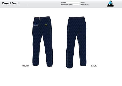 NLE Warm Up Pants