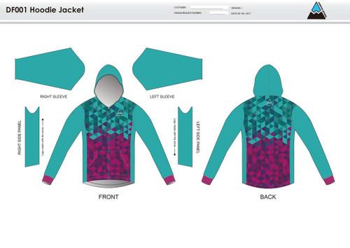 Hilary Casual Hoodie Jacket