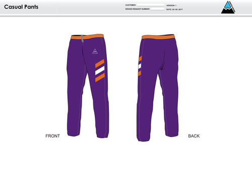 Excell Warm Up Pants